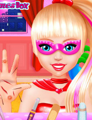 SUPER BARBIE MANA LOVITA