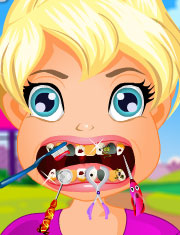 POLLY POCKET LA DENTIST